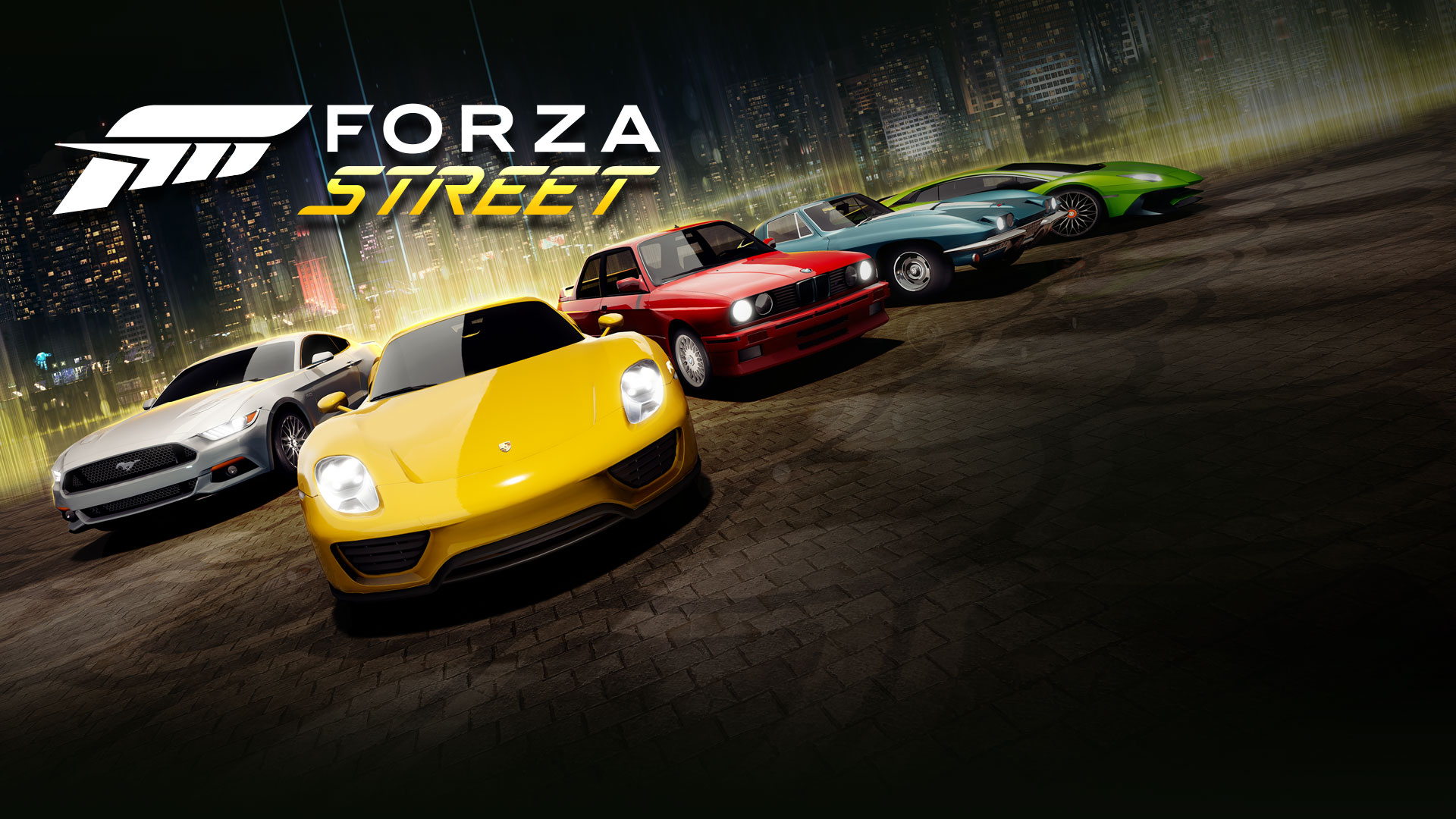 Forza Street For Windows 10 Xbox
