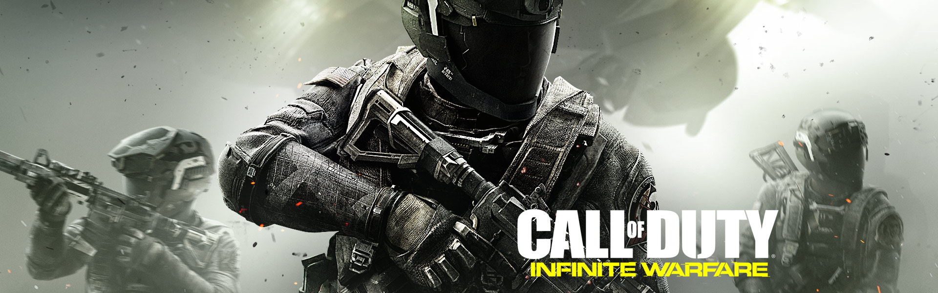 《Call of Duty Infinite Warfare》