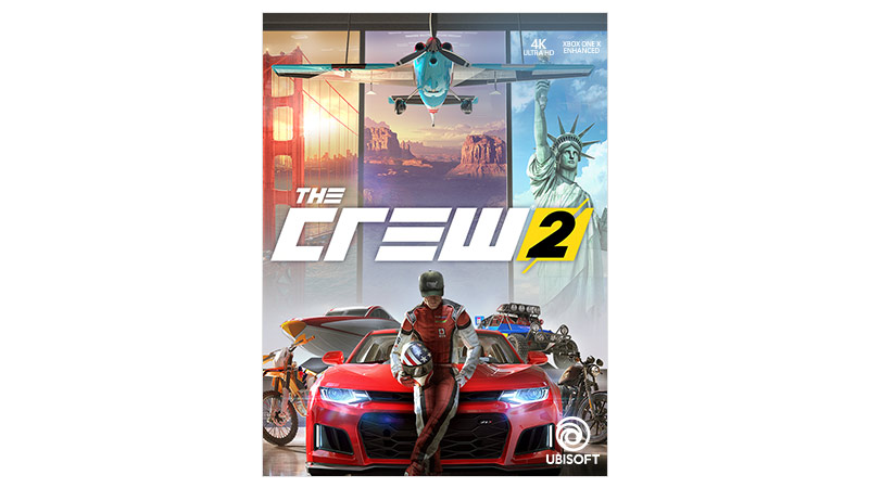 Crew 2 Standard Edition box shot
