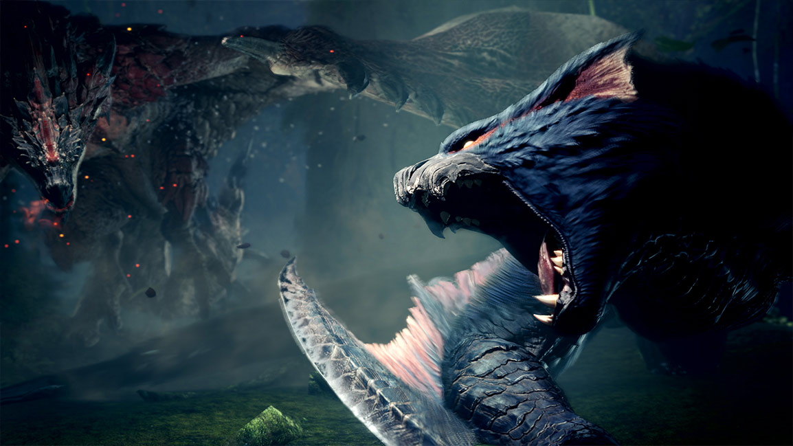 Monster Hunter: World for Xbox One   Xbox