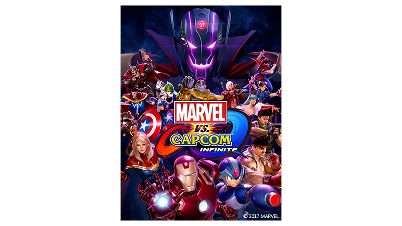 Marvel vs Capcom Infinite Standard Edition boxshot