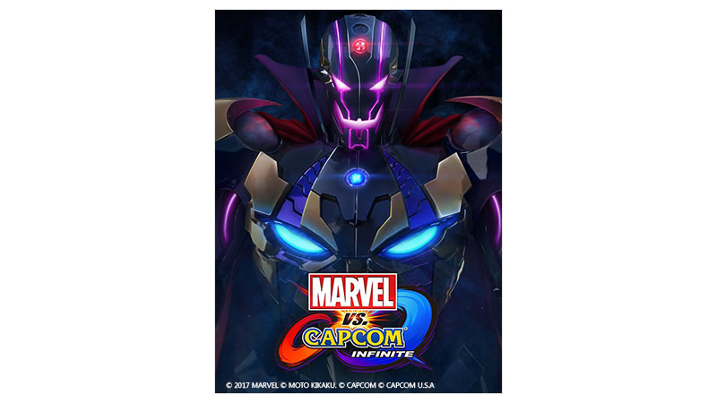 Marvel vs. Capcom: Infinite 豪華版包裝圖