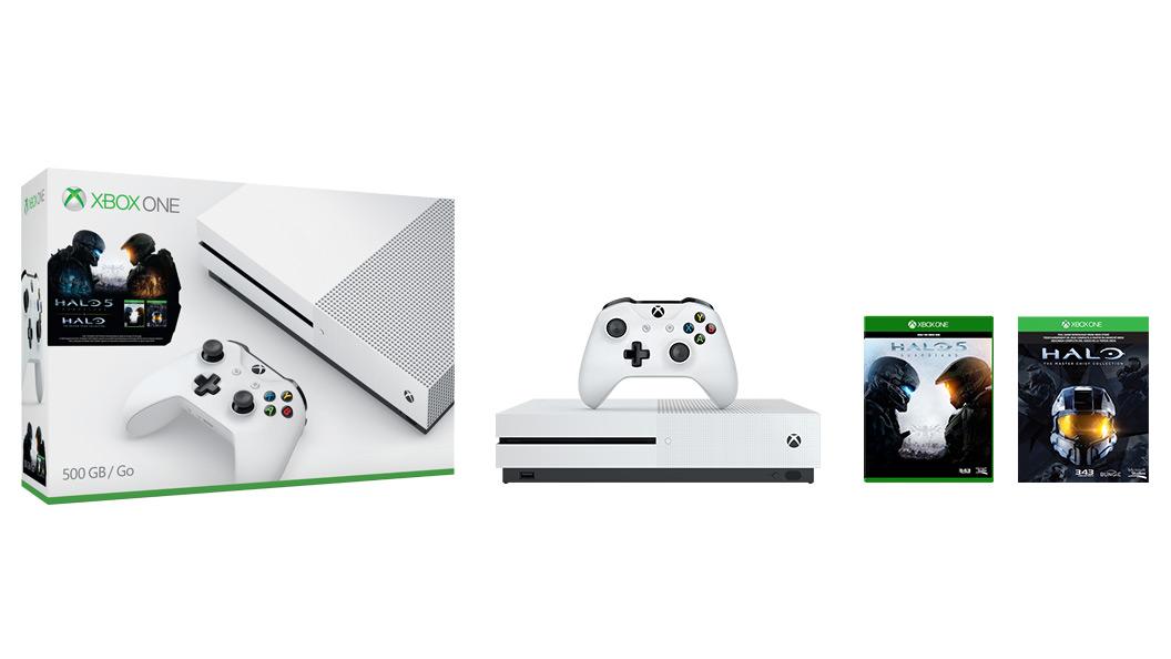 Xbox One S Halo Collection Bundle