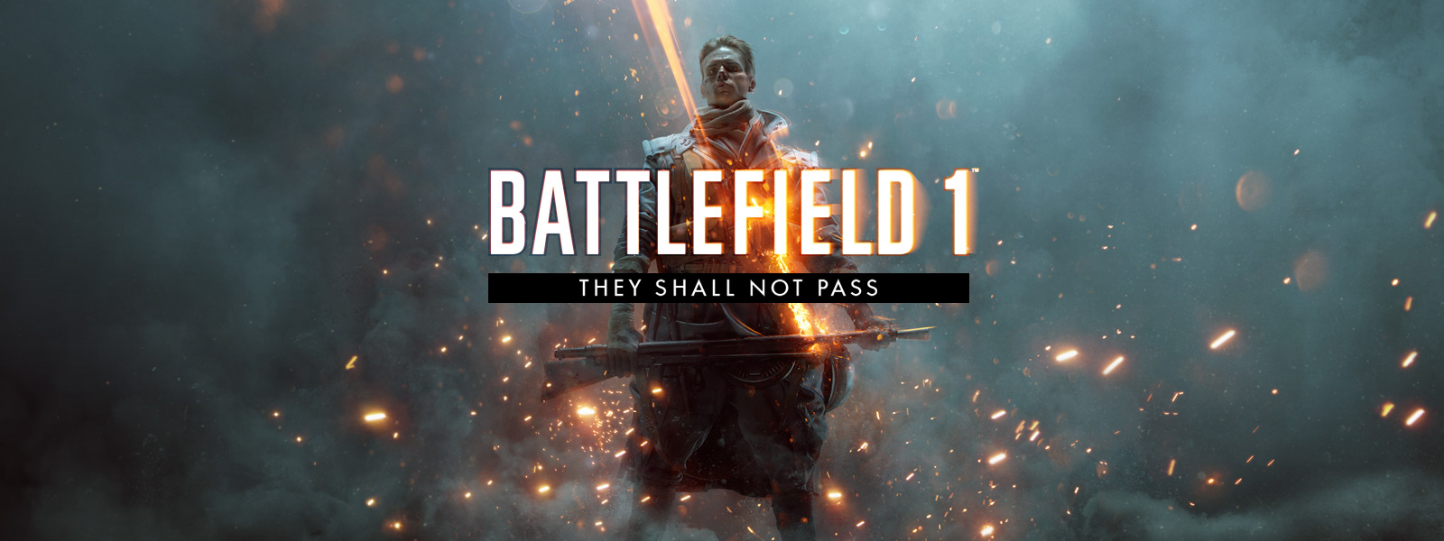 Contenu à télécharger They Shall Not Pass de Battlefield 1