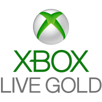 logótipo do xbox live gold