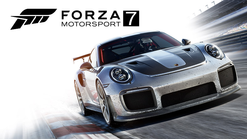 Game-illustraties Forza Motorsport 7