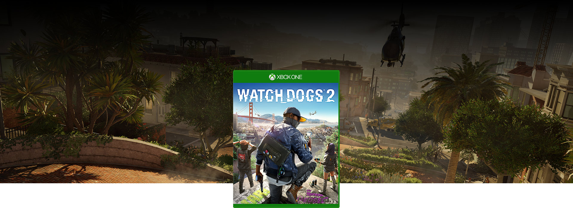 Image de la boîte Watch Dogs 2 Hero