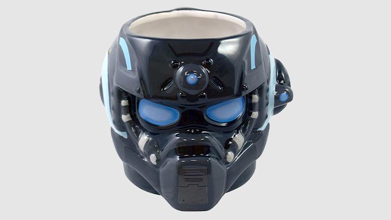 Gears Carmine Helmet Mug