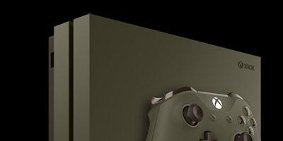 Xbox One S Battlefield 1tb bundle