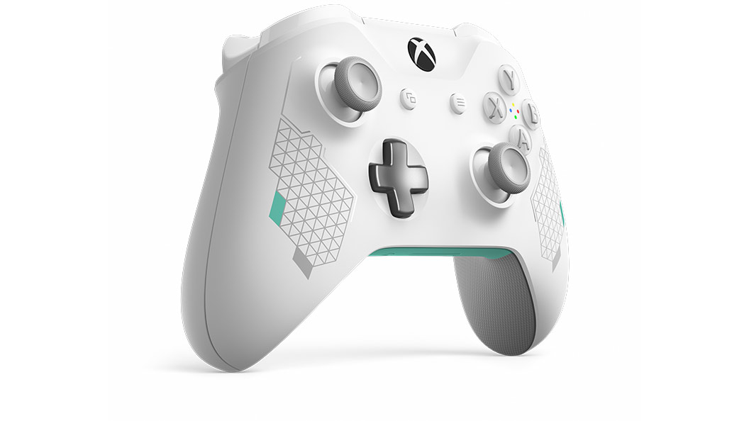 Xbox Wireless Controller – Sport White Special Edition | Xbox on