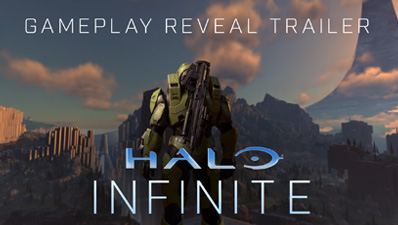 Halo Infinite trailer screenshot