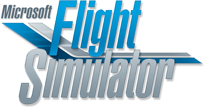 Microsoft 飞行模拟器徽标
