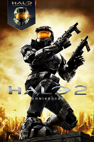 Halo 2: Anniversary-coverbillede