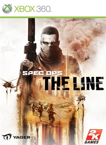Spec Ops The Line boxshot