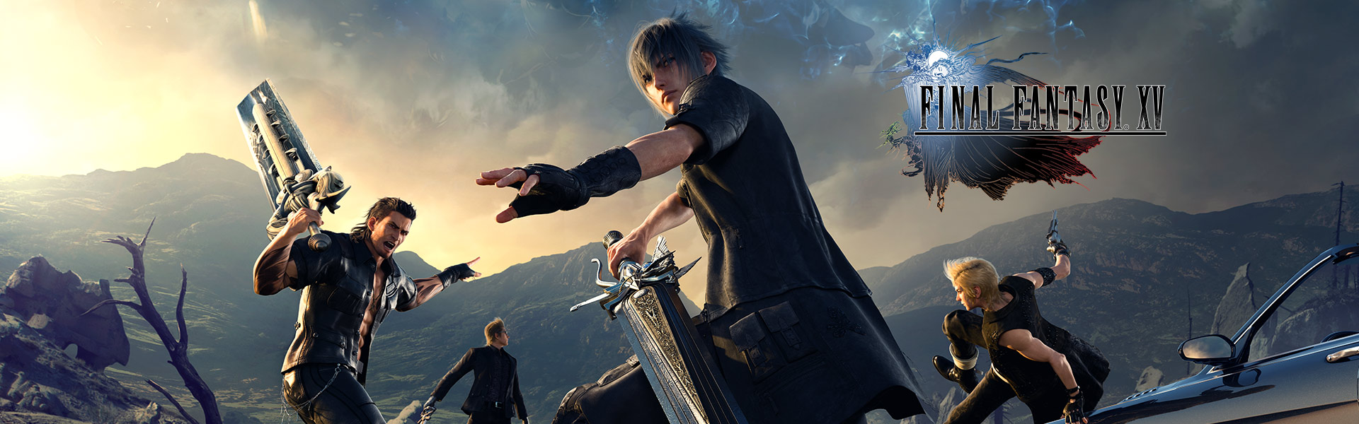 FINAL FANTASY XV Hero