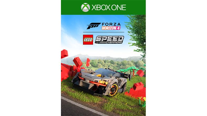Imagen de la caja del complemento LEGO® Speed Champions