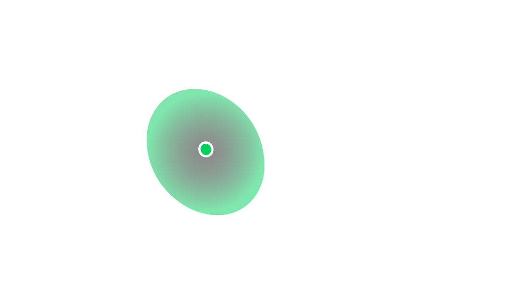 Line art of an Xbox Wireless Controller with the Bluetooth pairing button illuminated
