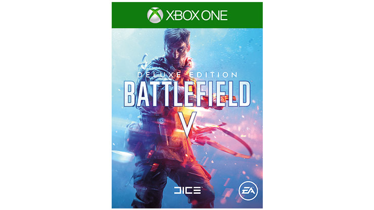 Battlefield V Deluxe Edition-coverbillede
