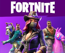 Pochette Fortnite