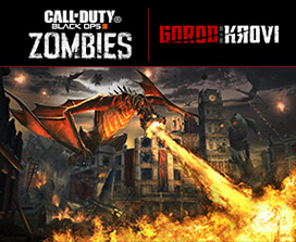 Carte Call of Duty® Black Ops 3 - Gorod Krovi Zombies