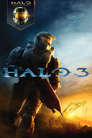 Обложка Halo 3