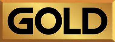 az xbox live gold emblémája