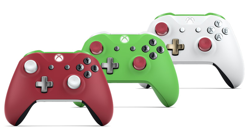 Free engraving with the purchase of any Xbox Design Lab controller + Free shipping