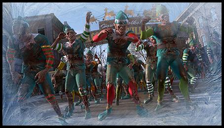 Dead Rising 4: Pack navideño