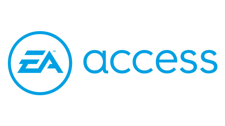 Logotipo do EA Access