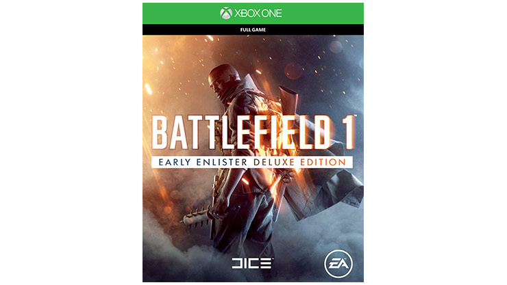 Battlefield 1™: Early Enlister Deluxe Edition
