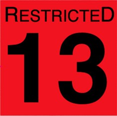 R13 - restricted