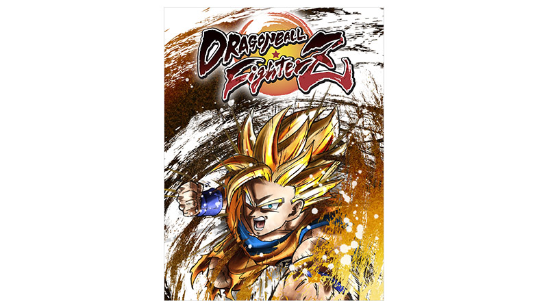 Dragon Ball FighterZ standard edition boxshot