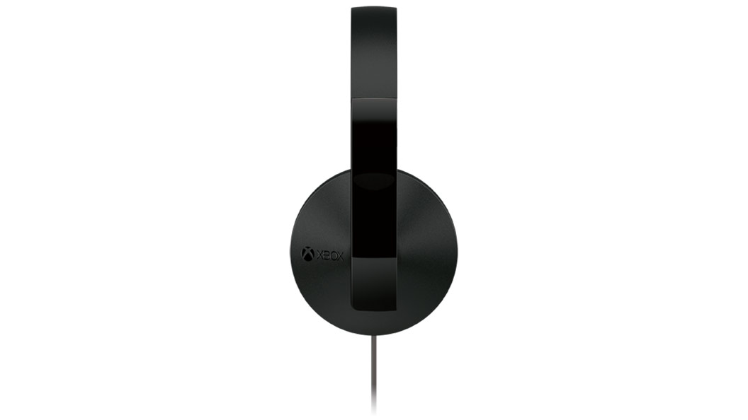 Stereo Headphones right side mic up