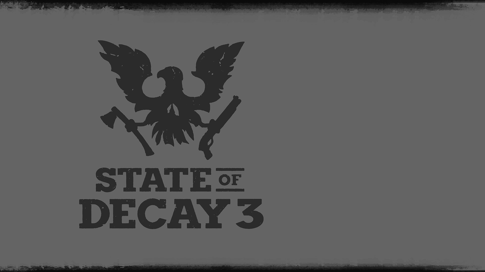 Logotipo de State of Decay 3
