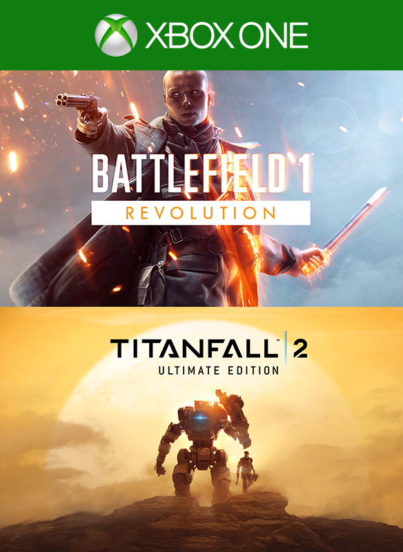 Battlefield™ 1 & Titanfall™ 2 Ultimate Bundle