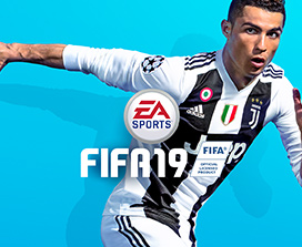 FIFA 19-coverbillede