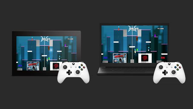 PC vs Xbox One 多人游戏