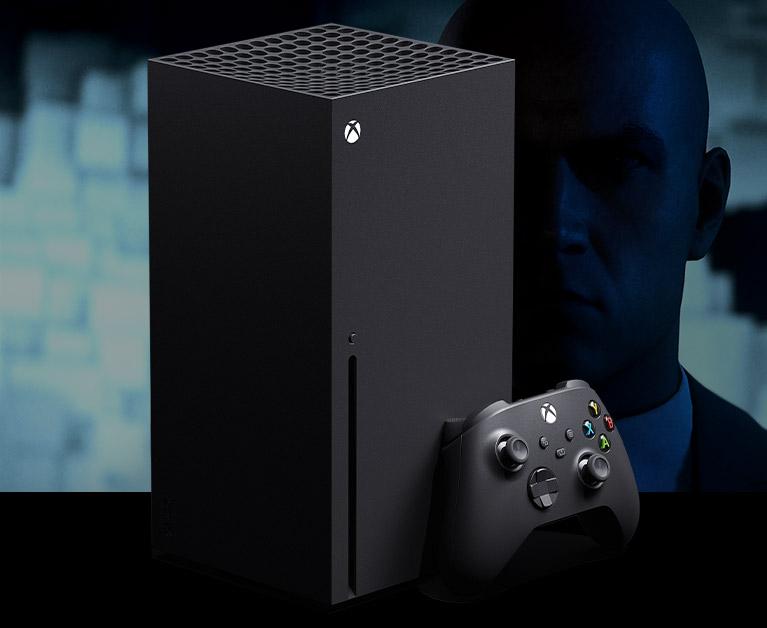 Manette et console Xbox SeriesX