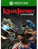 Killer Instinct - boxshot