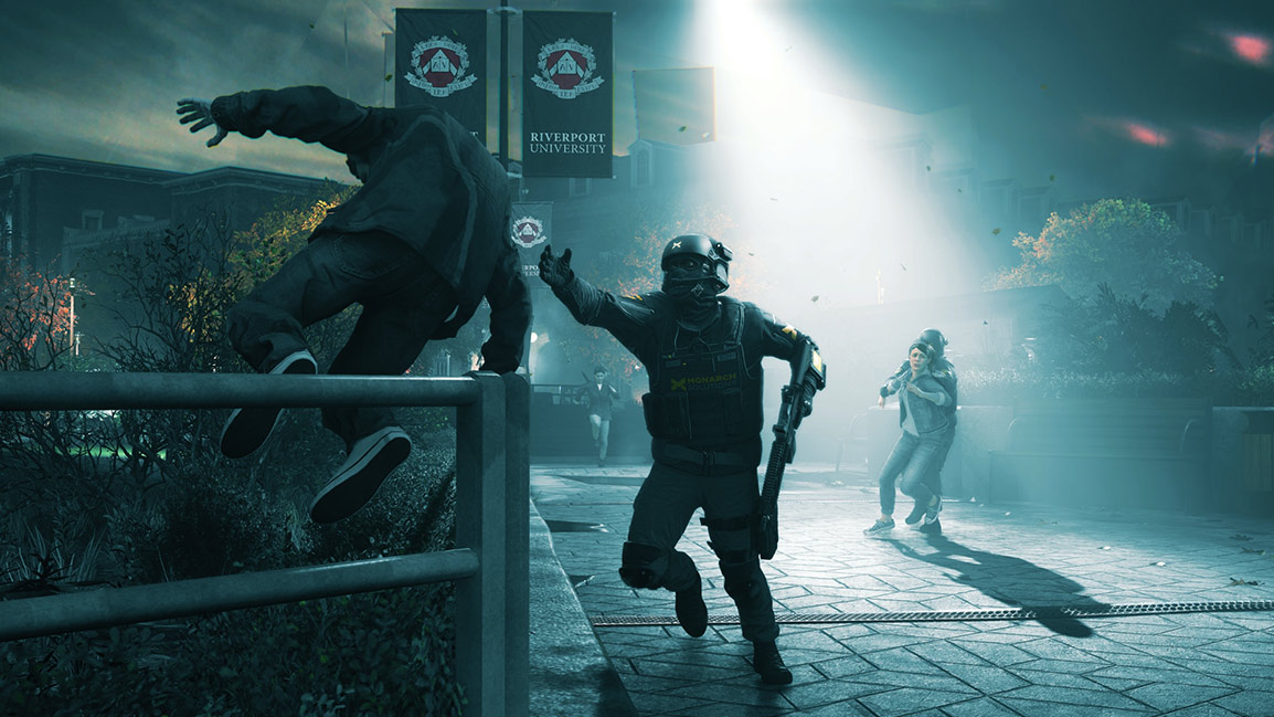 Screenshot 3 di Quantum Break