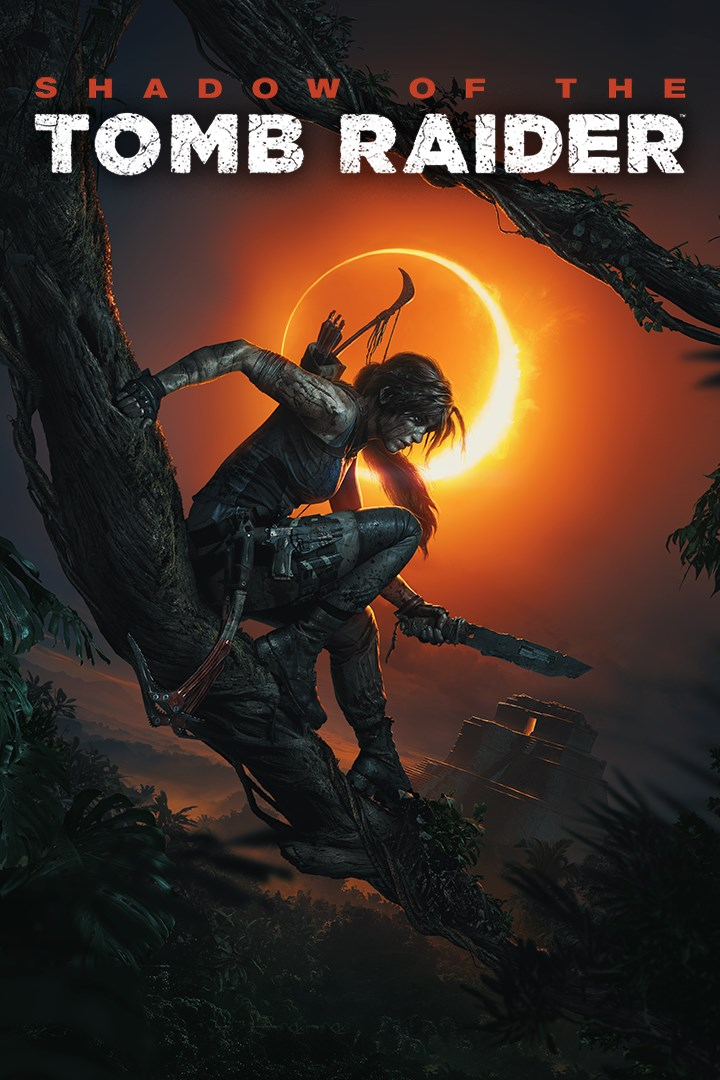 Boxshot Shadow of the Tomb Raider