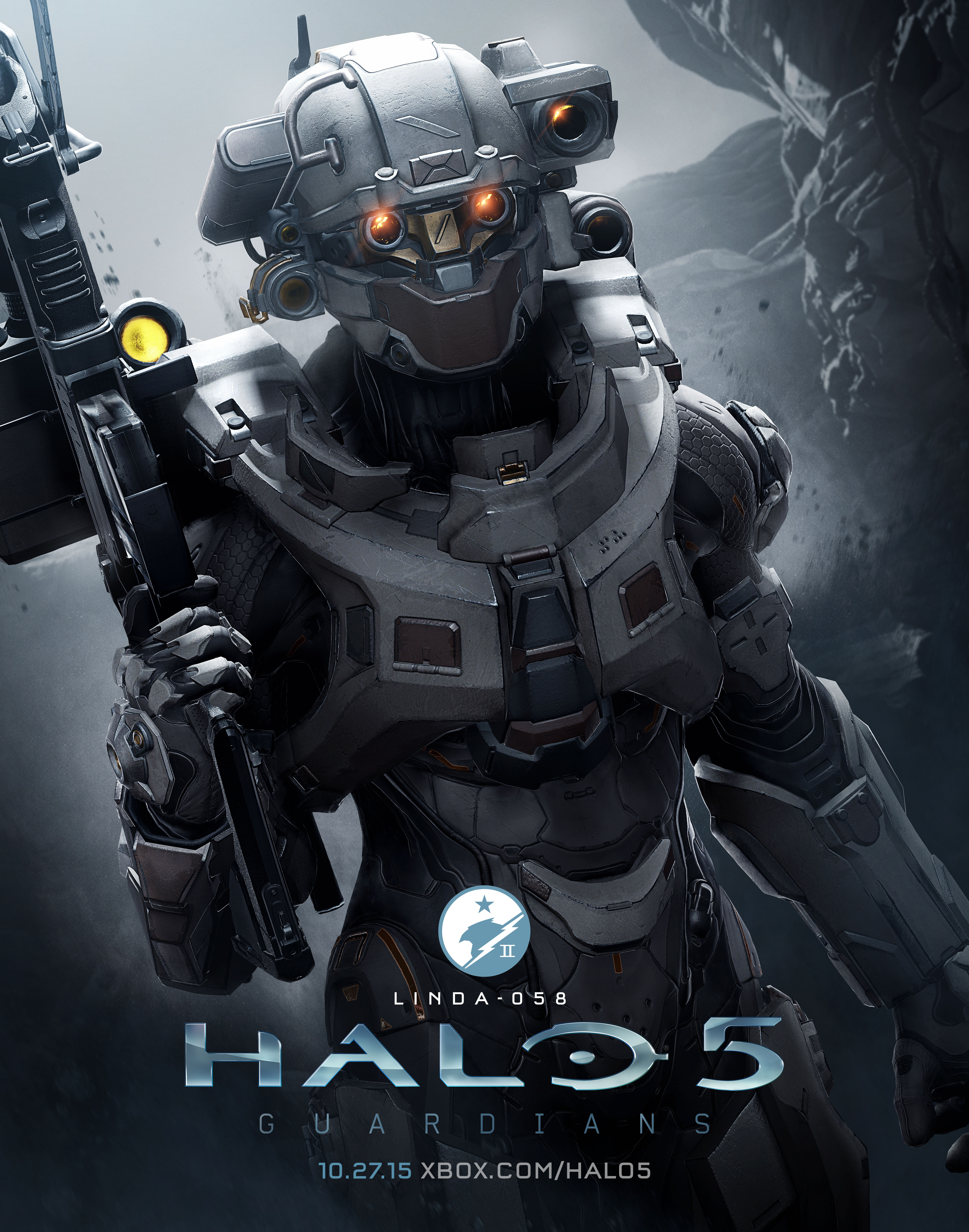Halo 5 Guardians   Animated Poster Trailer (Xbox One) - YouTube