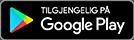 Knapp med Google Play Store-logo og teksten Last ned fra Google Play