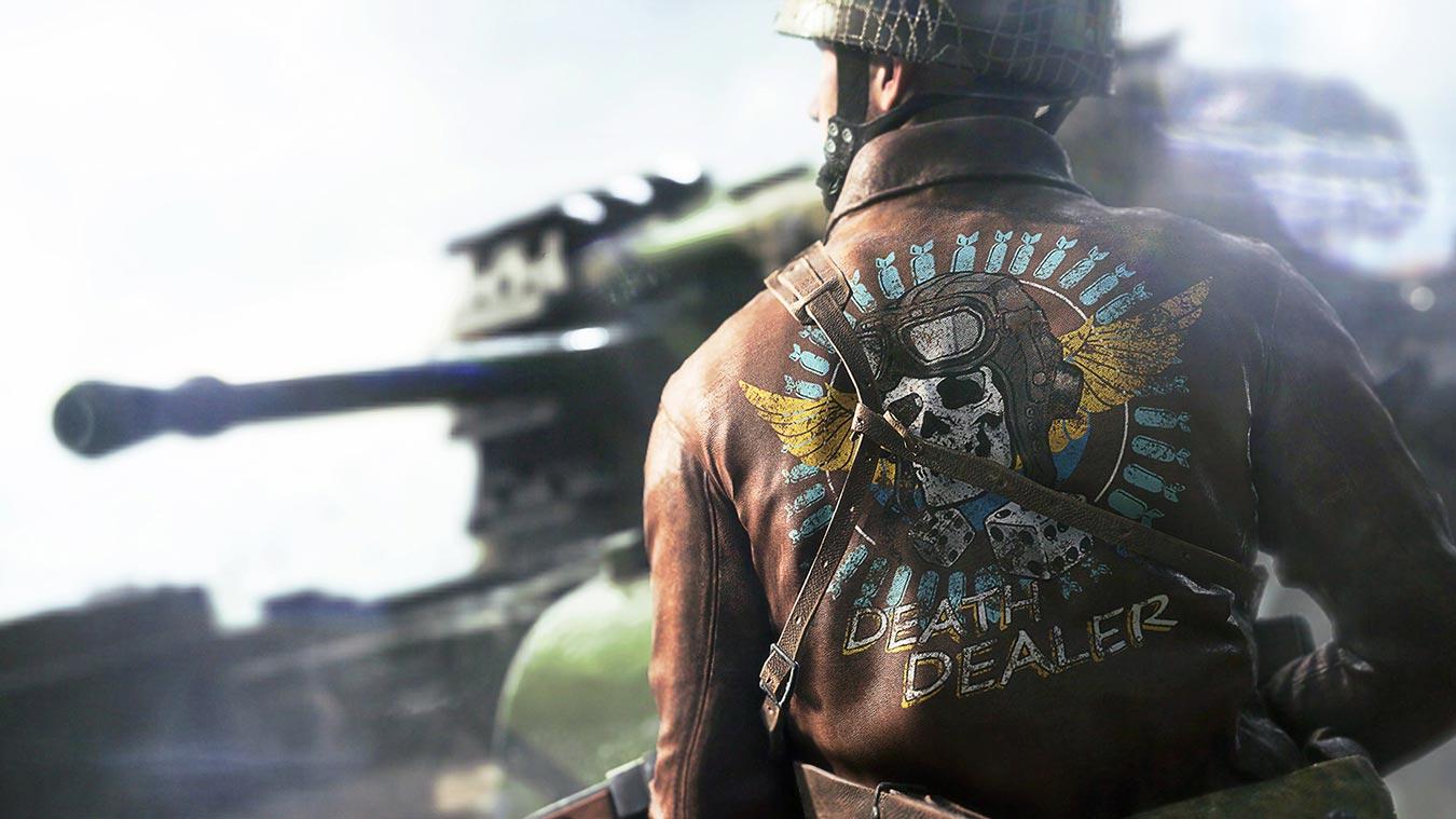 Tanque y soldado Death Dealer