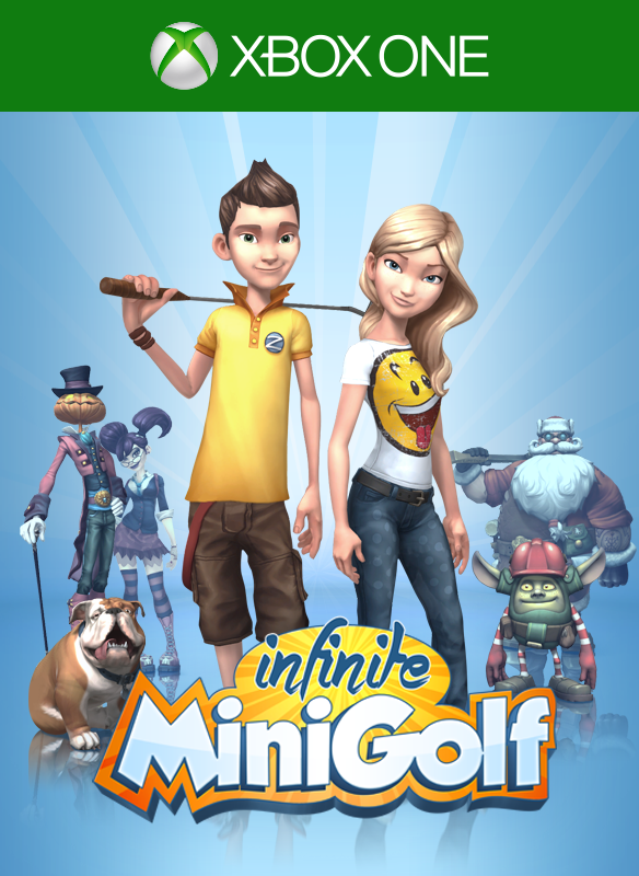 Infinite Minigolf