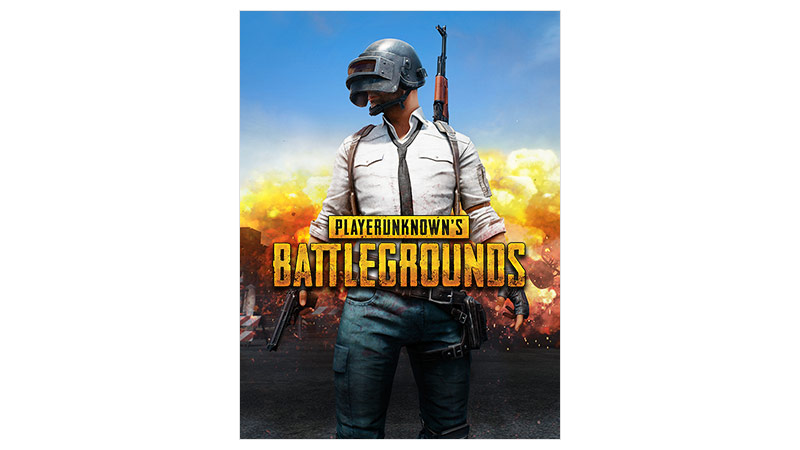 Playerunknown's Battlegrounds game preview edition boxshot