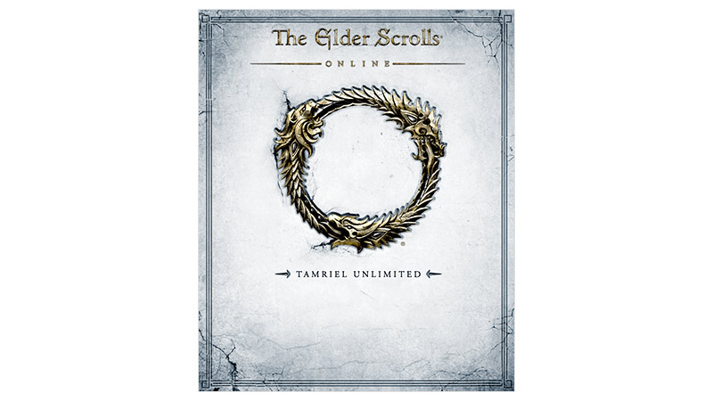 The Elder Scrolls Online: Tamriel Unlimited Edition, bild på förpackning