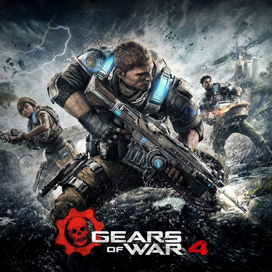 Gears of War 4 Gears of War