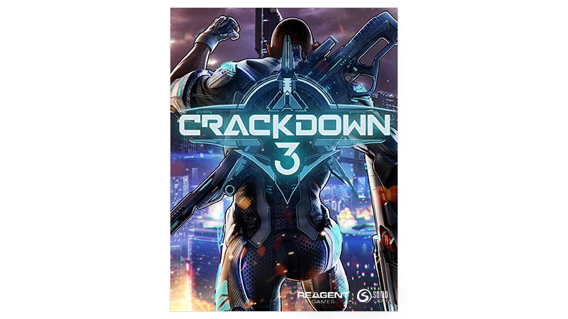 Crackdown 3 Standard Edition box shot