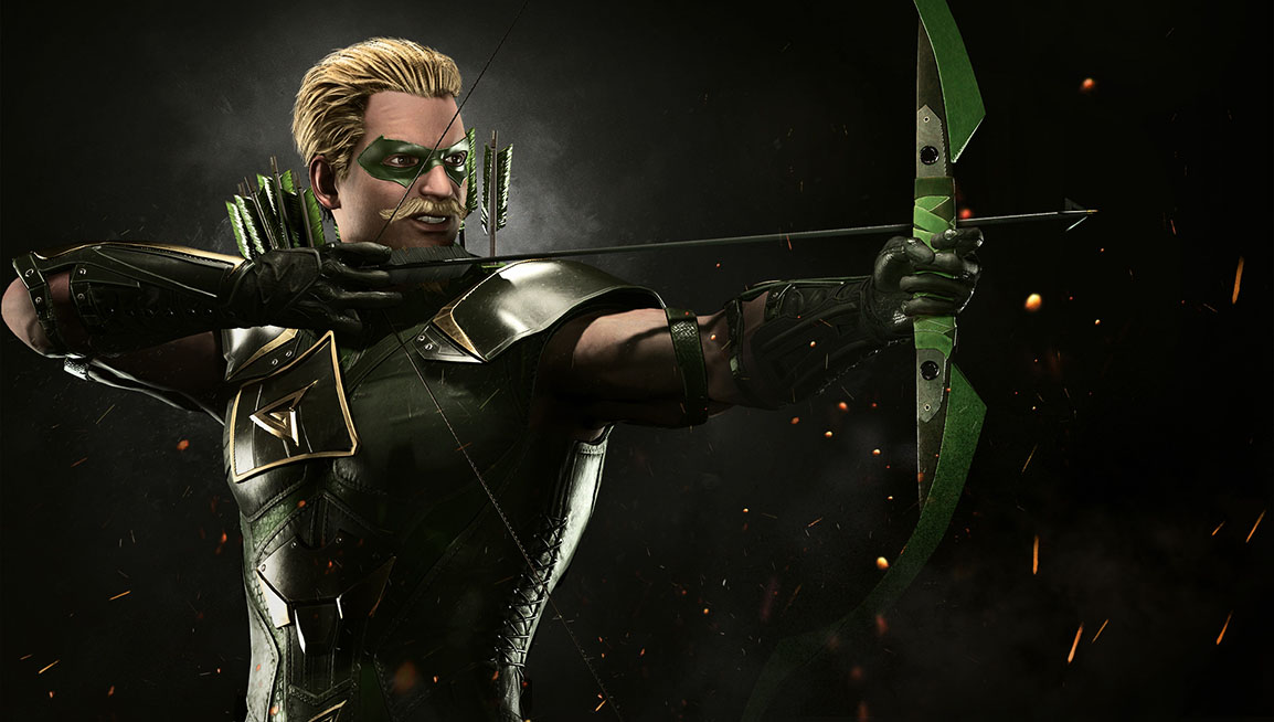 Green Arrow i Injustice 2